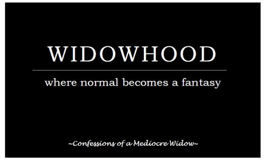 From my friend WidowChick